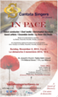 poster for <i>IN PACE</i>