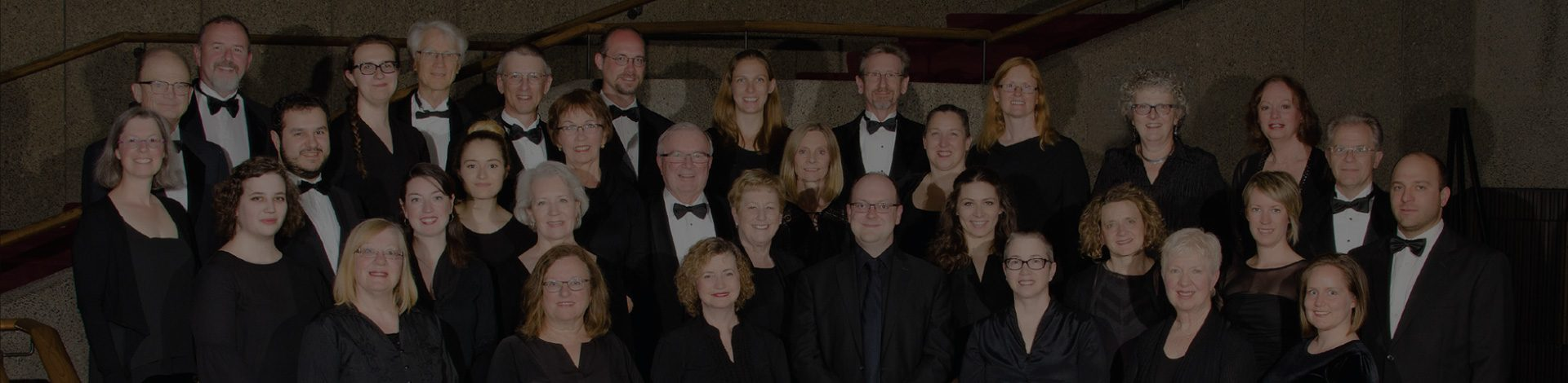 Cantata Singers of Ottawa choir
