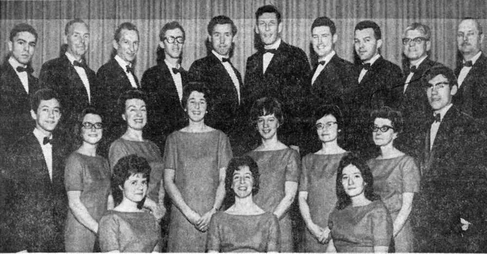 CSO History 1968